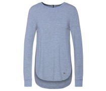 Sweatshirt 'aaltje' blau