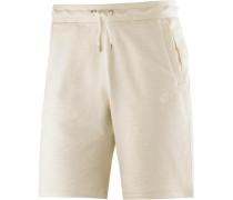 Herren Shorts creme