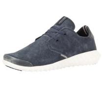 Lässige Sneaker nachtblau / weiß