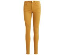 Jeans Skinny Fit braun