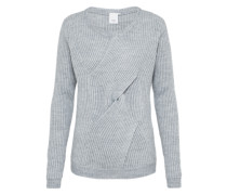 Pullover 'embra' graumeliert