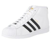 Superstar Pro Model Sneaker gold / schwarz / weiß