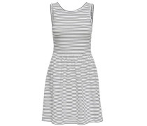Kleid 'Niella' schwarz / offwhite