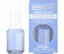 ' Brilliant Whitening' Nagelpflege rauchblau