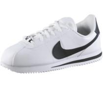 'Cortez' Sneaker Kinder schwarz / weiß