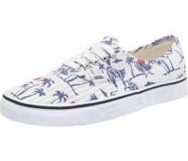 Authentic Sneakers beige / blau