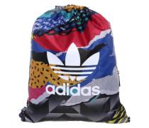Turnbeutel von Adidas mischfarben