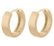 Earrings 'Blanca' gold