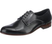 Mannex Business Schuhe schwarz