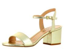 Damen Sandalette gold