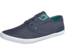 Stern Sneakers blau