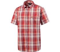 'Hot Chili' Kurzarmhemd Herren rot