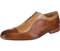 'Clark 2' Business Schuhe braun / sepia