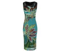 Ärmelloses Kleid ' Zifol ' mischfarben