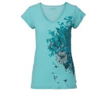 T-Shirt 'Bonavista' blau