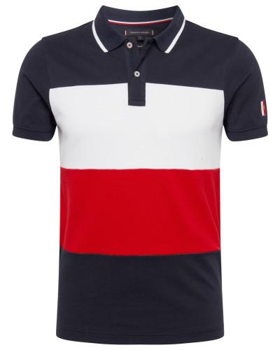 Poloshirt 'icon Colorblock'