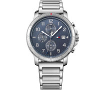 Multifunktionsuhr 'Casual Sport 1791360' silber