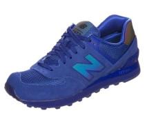 Sneaker 'wl574-Uwb-B' blau