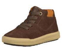 Sneaker mokka / hellbraun