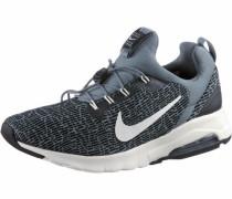 'wmns AIR MAX Motion Racer' Sneaker Damen hellgrau / schwarz / weiß
