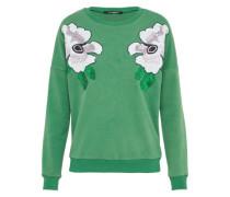 Sweatshirt 'Tao' grün