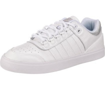 Gstaad Neu Sleek Sneakers weiß