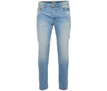 'Loom light blue' Slim Fit Jeans hellblau