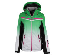Softshelljacke Nelly 54820-537 grün
