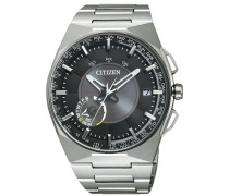 Armbanduhr mit GPS »Cc2006-53E« silber
