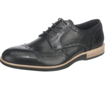 Freizeit Schuhe 'Jaromir' schwarz