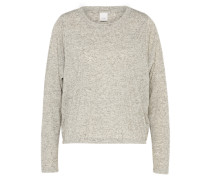 Pullover 'taddy' graumeliert