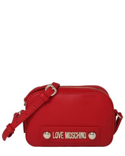 Tasche 'borsa Natural Grain PU Rosso'