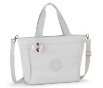 'Basic New Shopper L 17' Tasche 485 cm grau