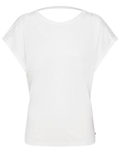 Shirt 'Lotte' weiß