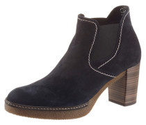Ankle-Boots blau