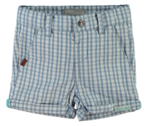 NAME IT Shorts nitisam blau