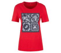 T-Shirt rot / marine