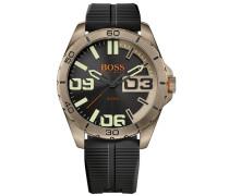 """Armbanduhr """"berlin 1513287"""" schwarz"""