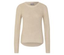 Pullover 'Vmlex' beige