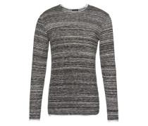 Layershirt 'Vesuvio' schwarz