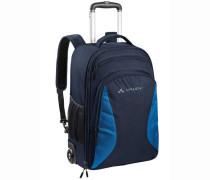 Olympia Sapporo Rucksack-Trolley 52 cm Laptopfach blau