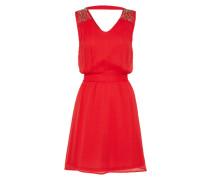 Kleid 'Lollie' knallrot