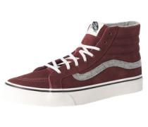 Sneaker 'SK8-Hi Slim' rot