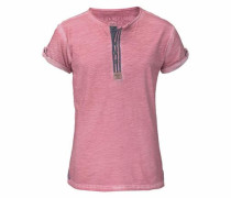 T-Shirt 'MT Arena button' pink