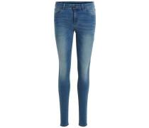 Jeans Skinny Fit blau