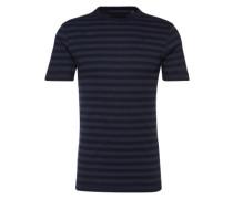 T-Shirt 'Kantano slim r t s/s' nachtblau