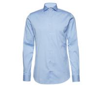 Hemd mit Haifischkragen 'Haiko' hellblau