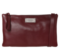 Crossover-Bag 'Flat Pouch Pouch' lila / rot