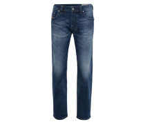 'Larkee' Jeans Regular Fit 853P blue denim