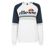 Sweater 'Sesamo' navy / weiß
